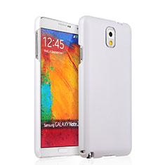 Samsung Galaxy Note 3 N9000用ハードケース プラスチック 質感もマット サムスン ホワイト