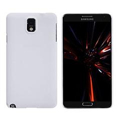Samsung Galaxy Note 3 N9000用ハードケース プラスチック 質感もマット M02 サムスン ホワイト