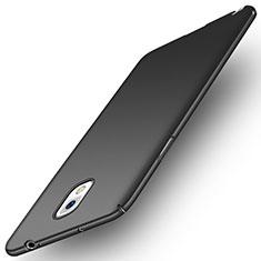 Samsung Galaxy Note 3 N9000用ハードケース プラスチック 質感もマット M04 サムスン ブラック
