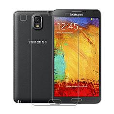 Samsung Galaxy Note 3 N9000用高光沢 液晶保護フィルム サムスン クリア