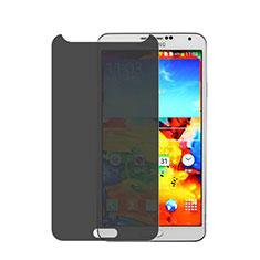 Samsung Galaxy Note 3 N9000用アンチグレア ブルーライト 強化ガラス 液晶保護フィルム サムスン ネイビー