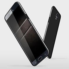 Samsung Galaxy Note 4 Duos N9100 Dual SIM用極薄ソフトケース シリコンケース 耐衝撃 全面保護 S02 サムスン ブラック