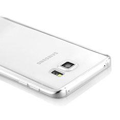 Samsung Galaxy Note 5 N9200 N920 N920F用極薄ソフトケース シリコンケース 耐衝撃 全面保護 クリア透明 サムスン クリア