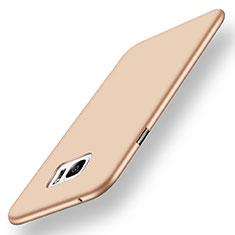 Samsung Galaxy Note 5 N9200 N920 N920F用極薄ソフトケース シリコンケース 耐衝撃 全面保護 S01 サムスン ゴールド