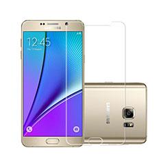 Samsung Galaxy Note 5 N9200 N920 N920F用高光沢 液晶保護フィルム サムスン クリア