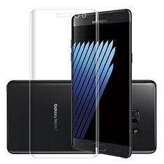 Samsung Galaxy Note 7用強化ガラス 液晶保護フィルム サムスン クリア