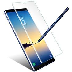 Samsung Galaxy Note 8用強化ガラス 液晶保護フィルム サムスン クリア