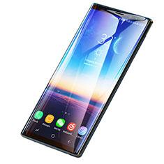 Samsung Galaxy Note 9用強化ガラス 液晶保護フィルム サムスン クリア