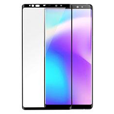 Samsung Galaxy Note 9用強化ガラス フル液晶保護フィルム アンチグレア ブルーライト サムスン ホワイト