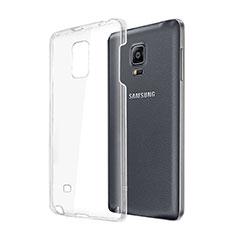 Samsung Galaxy Note Edge SM-N915F用ハードケース クリスタル クリア透明 サムスン クリア