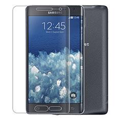 Samsung Galaxy Note Edge SM-N915F用高光沢 液晶保護フィルム F01 サムスン クリア