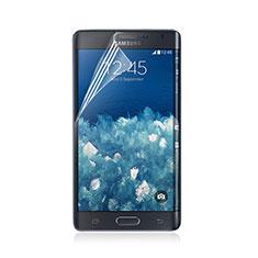 Samsung Galaxy Note Edge SM-N915F用高光沢 液晶保護フィルム サムスン クリア