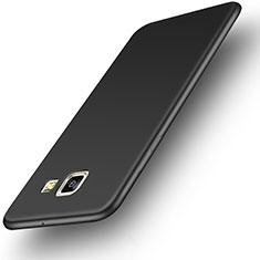 Samsung Galaxy On5 (2016) G570 G570F用極薄ソフトケース シリコンケース 耐衝撃 全面保護 サムスン ブラック