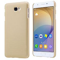 Samsung Galaxy On5 (2016) G570 G570F用ハードケース プラスチック 質感もマット サムスン ゴールド