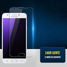 Samsung Galaxy On5 (2016) G570 G570F用強化ガラス 液晶保護フィルム サムスン クリア