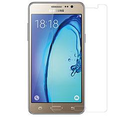 Samsung Galaxy On5 G550FY用強化ガラス 液晶保護フィルム T01 サムスン クリア