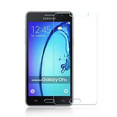 Samsung Galaxy On5 G550FY用強化ガラス 液晶保護フィルム サムスン クリア