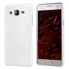 Samsung Galaxy On5 Pro用ハードケース プラスチック 質感もマット M02 サムスン ホワイト