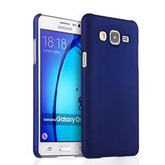 Samsung Galaxy On7 Pro用ハードケース プラスチック 質感もマット サムスン ネイビー