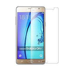 Samsung Galaxy On7 Pro用高光沢 液晶保護フィルム サムスン クリア