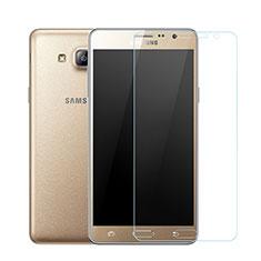Samsung Galaxy On7 Pro用強化ガラス 液晶保護フィルム サムスン クリア