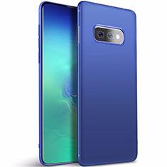 Samsung Galaxy S10e用極薄ソフトケース シリコンケース 耐衝撃 全面保護 S01 サムスン ネイビー
