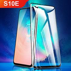 Samsung Galaxy S10e用強化ガラス フル液晶保護フィルム サムスン ブラック