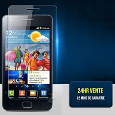 Samsung Galaxy S2 II i9100用強化ガラス 液晶保護フィルム サムスン クリア