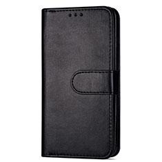 Samsung Galaxy S20 5G用手帳型 レザーケース スタンド カバー L04 サムスン ブラック