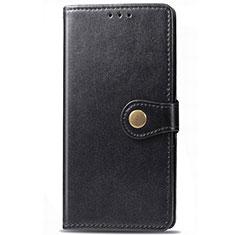 Samsung Galaxy S20 5G用手帳型 レザーケース スタンド カバー T01 サムスン ブラック