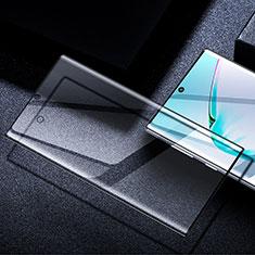 Samsung Galaxy S20 5G用強化ガラス フル液晶保護フィルム F04 サムスン ブラック