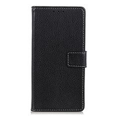 Samsung Galaxy S20 FE 5G用手帳型 レザーケース スタンド カバー L11 サムスン ブラック