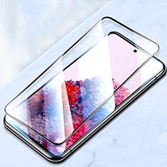 Samsung Galaxy S20 FE 5G用強化ガラス フル液晶保護フィルム サムスン ブラック