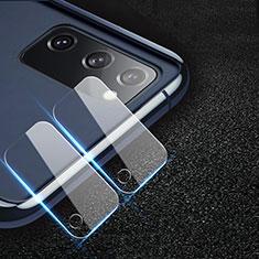 Samsung Galaxy S20 FE 5G用強化ガラス カメラプロテクター カメラレンズ 保護ガラスフイルム サムスン クリア