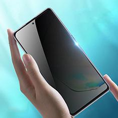 Samsung Galaxy S20 FE 5G用反スパイ 強化ガラス 液晶保護フィルム サムスン クリア