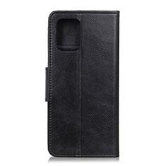 Samsung Galaxy S20 Plus 5G用手帳型 レザーケース スタンド カバー T04 サムスン ブラック
