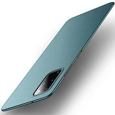 Samsung Galaxy S20 Plus 5G用ハードケース プラスチック 質感もマット カバー P01 サムスン グリーン