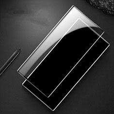 Samsung Galaxy S20 Plus 5G用強化ガラス フル液晶保護フィルム F06 サムスン ブラック