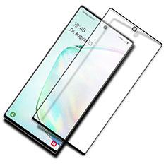 Samsung Galaxy S20 Plus 5G用強化ガラス フル液晶保護フィルム F03 サムスン ブラック