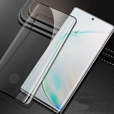 Samsung Galaxy S20 Ultra 5G用強化ガラス フル液晶保護フィルム サムスン ブラック