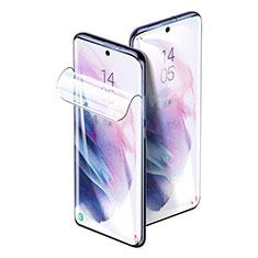 Samsung Galaxy S21 5G用高光沢 液晶保護フィルム フルカバレッジ画面 サムスン クリア