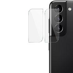 Samsung Galaxy S21 5G用強化ガラス カメラプロテクター カメラレンズ 保護ガラスフイルム サムスン クリア