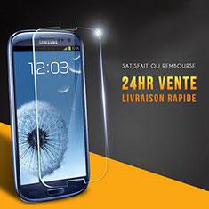 Samsung Galaxy S3 III LTE 4G用強化ガラス 液晶保護フィルム T03 サムスン クリア