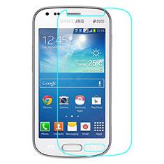Samsung Galaxy S3 Mini i8190 i8200用強化ガラス 液晶保護フィルム サムスン クリア