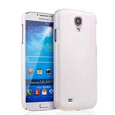 Samsung Galaxy S4 i9500 i9505用ハードケース プラスチック 質感もマット サムスン ホワイト