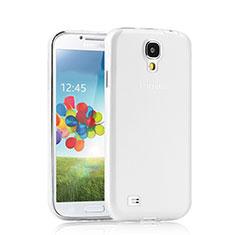 Samsung Galaxy S4 IV Advance i9500用極薄ソフトケース シリコンケース 耐衝撃 全面保護 クリア透明 サムスン クリア