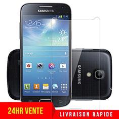 Samsung Galaxy S4 Mini i9190 i9192用強化ガラス 液晶保護フィルム T02 サムスン クリア