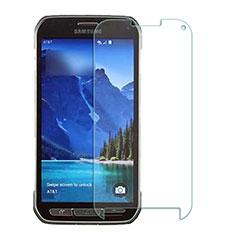 Samsung Galaxy S5 Active用強化ガラス 液晶保護フィルム T01 サムスン クリア
