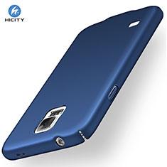 Samsung Galaxy S5 G900F G903F用ハードケース プラスチック 質感もマット M01 サムスン ブラック