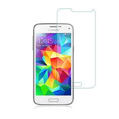 Samsung Galaxy S5 Mini G800F G800H用強化ガラス 液晶保護フィルム T02 サムスン クリア